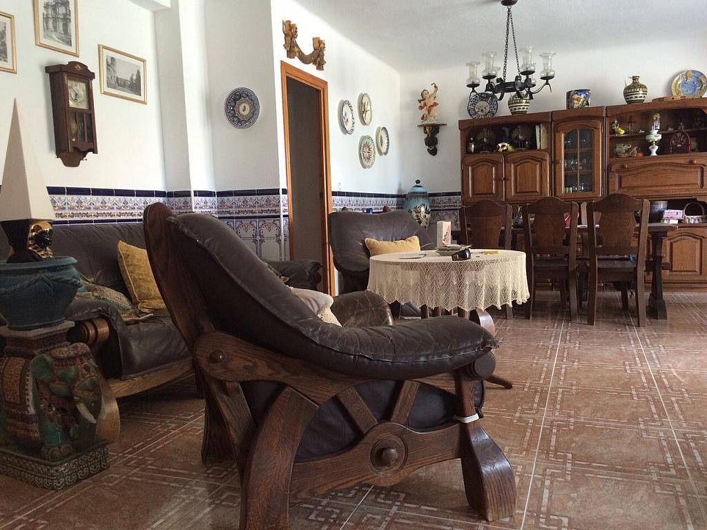Comedor - Piso en alquiler en calle Iberia, Águilas - 192144507