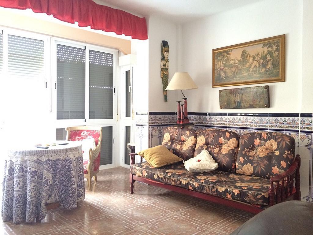 Comedor - Piso en alquiler en calle Iberia, Águilas - 192144580