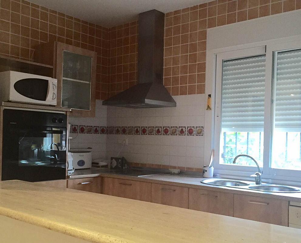 Cocina - Chalet en alquiler de temporada en calle Casa Blanca, Águilas - 195363781