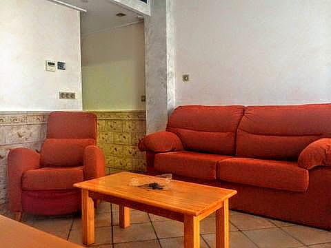 Comedor - Piso en alquiler en calle Isidoro de la Cierva, Águilas - 238050679