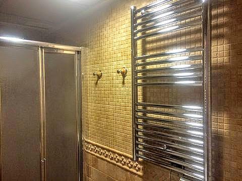 Baño - Piso en alquiler en calle Isidoro de la Cierva, Águilas - 238050684