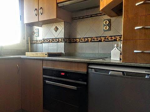 Cocina - Piso en alquiler en calle Isidoro de la Cierva, Águilas - 238050691