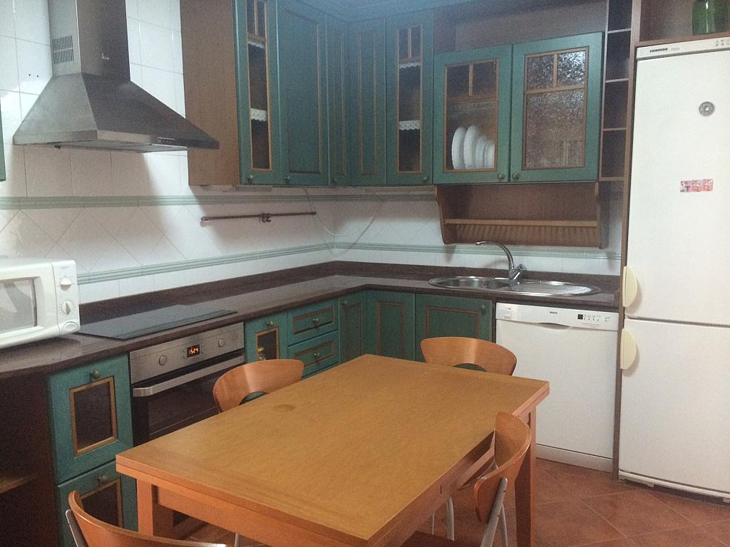 Comedor - Piso en alquiler en calle Iberia, Águilas - 216676566