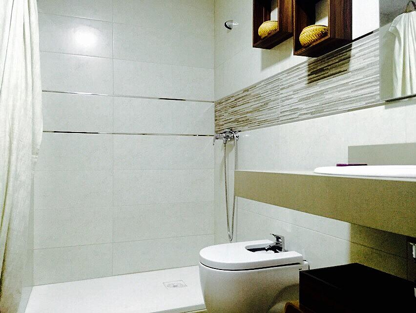 Baño - Piso en alquiler en calle Juan Carlos I, Águilas - 236441220