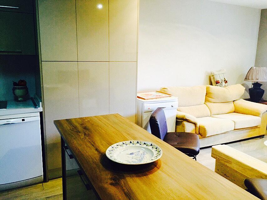 Cocina - Piso en alquiler en calle Juan Carlos I, Águilas - 236441226