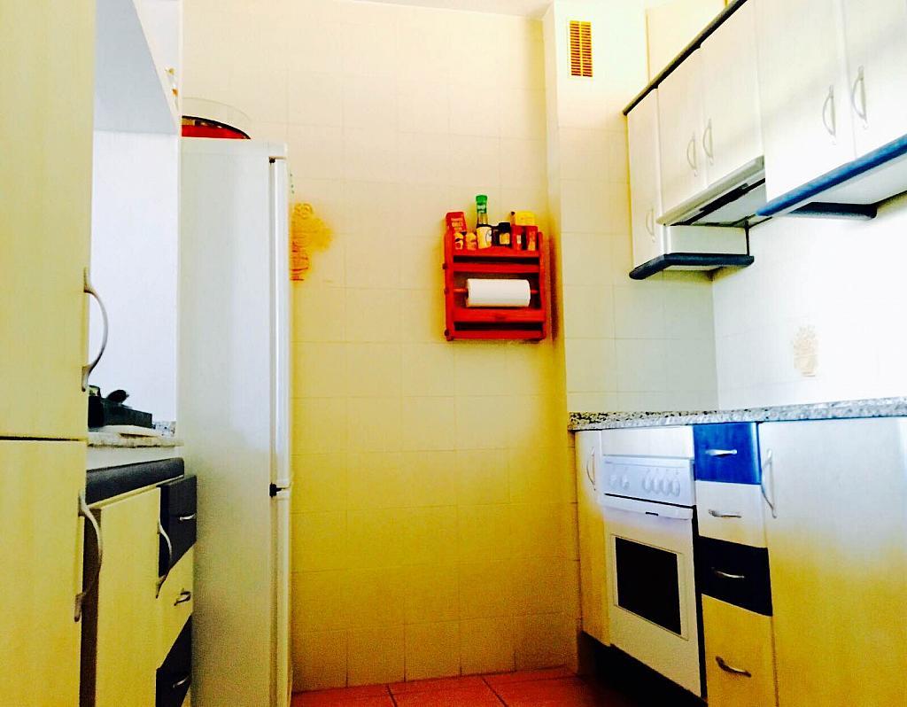 Cocina - Piso en alquiler en calle Calarreona, Águilas - 236441470