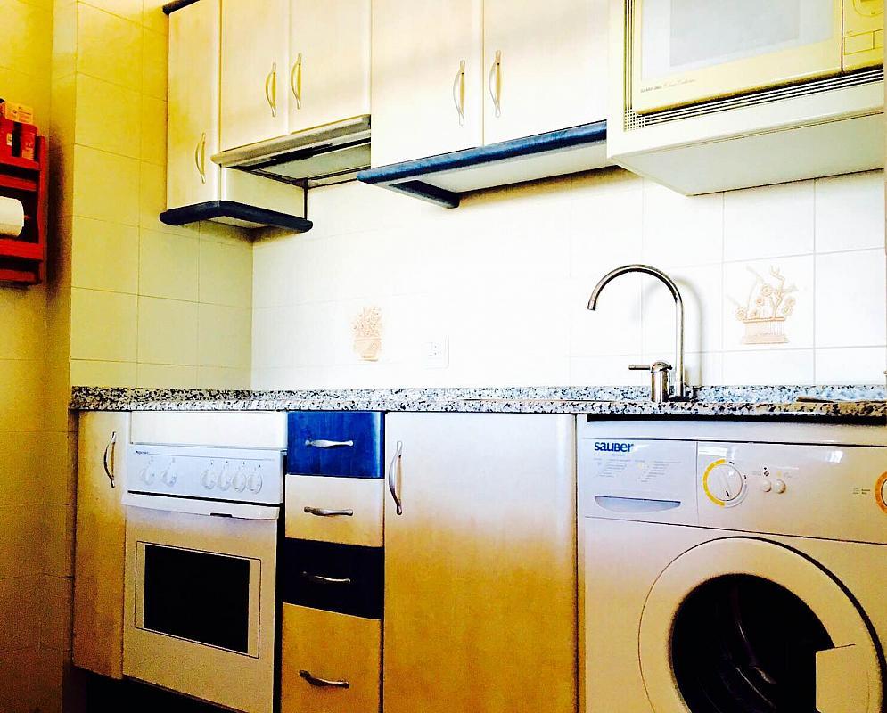Cocina - Piso en alquiler en calle Calarreona, Águilas - 236441472