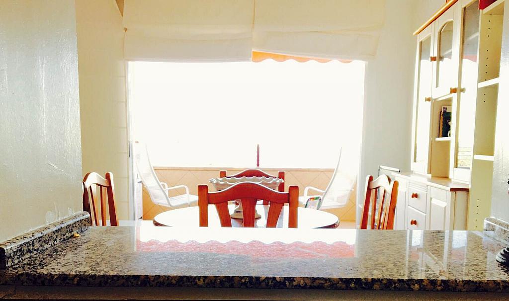 Comedor - Piso en alquiler en calle Calarreona, Águilas - 236441476