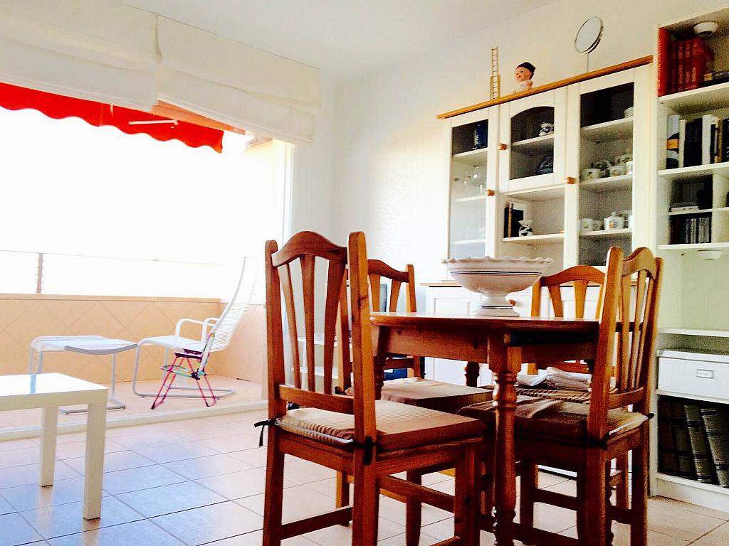 Comedor - Piso en alquiler en calle Calarreona, Águilas - 236441480