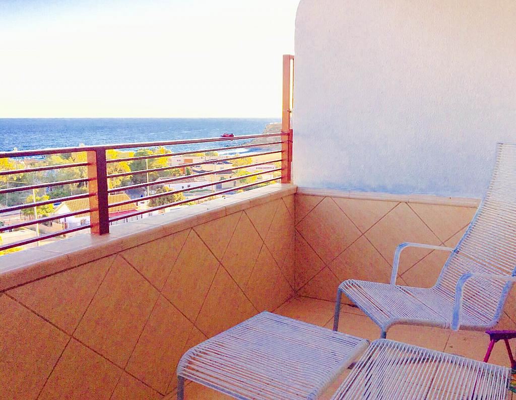 Balcón - Piso en alquiler en calle Calarreona, Águilas - 236441486