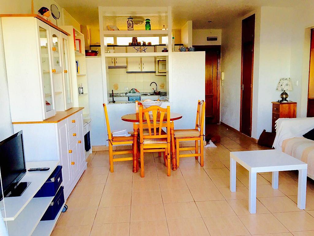 Comedor - Piso en alquiler en calle Calarreona, Águilas - 236441494
