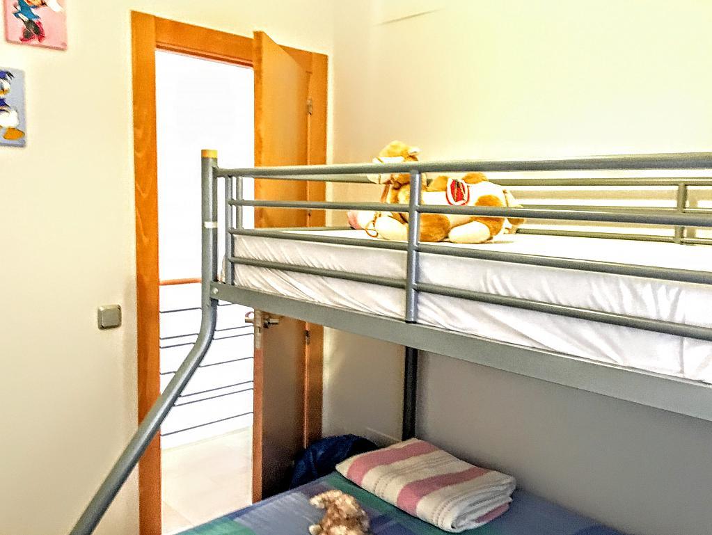 Dormitorio - Piso en alquiler de temporada en plaza Murillo, San Juan de los Terreros - 236443058