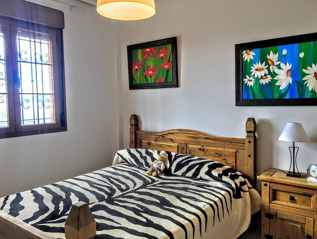 Dormitorio - Piso en alquiler de temporada en plaza Murillo, San Juan de los Terreros - 236443081