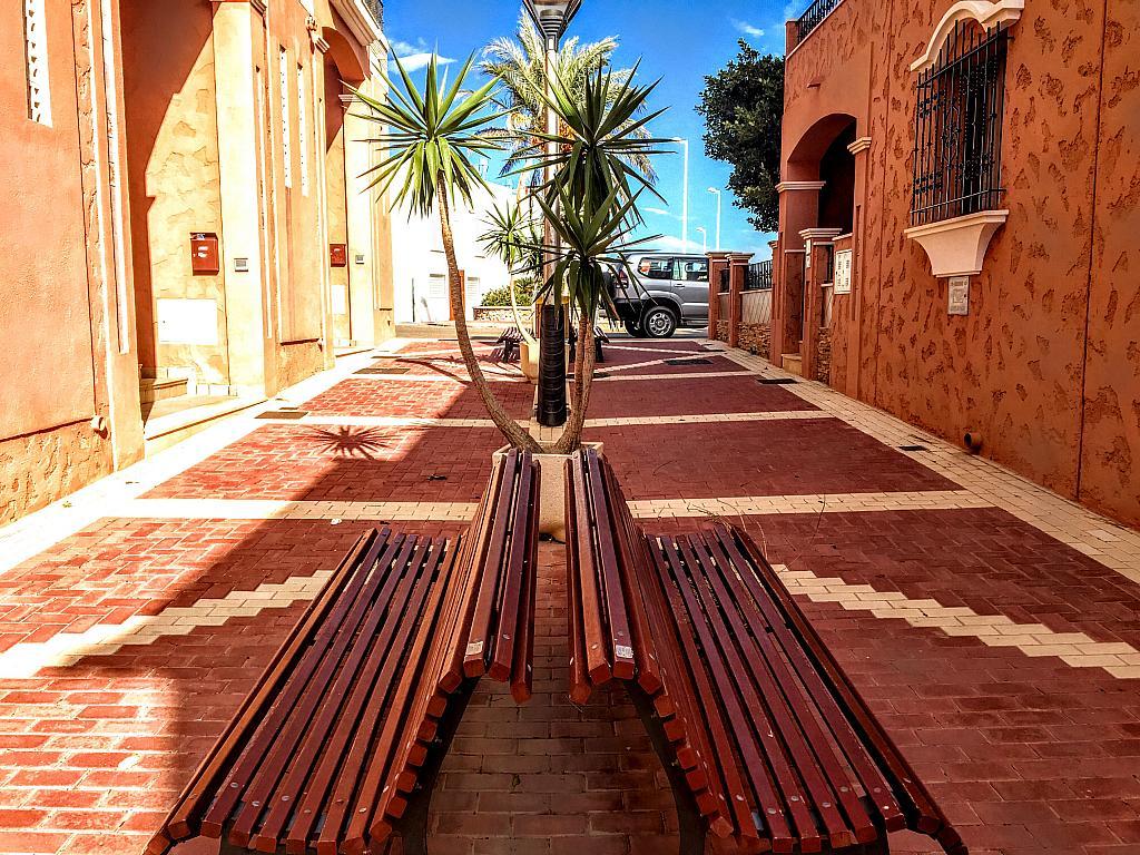 Fachada - Piso en alquiler de temporada en plaza Murillo, San Juan de los Terreros - 236443204