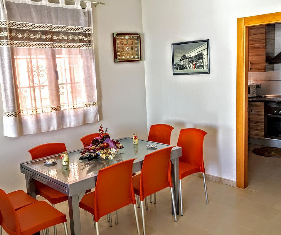 Cocina - Piso en alquiler de temporada en plaza Murillo, San Juan de los Terreros - 236443246