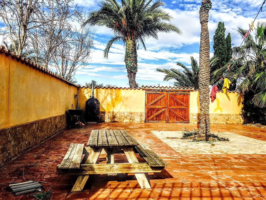 Porche - Villa en alquiler de temporada en carretera Cocon, Águilas - 236572366