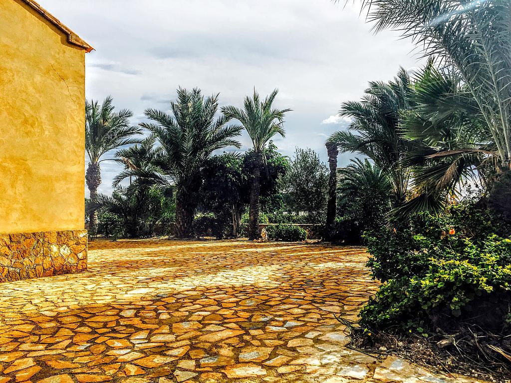 Patio - Villa en alquiler de temporada en carretera Cocon, Águilas - 236572375