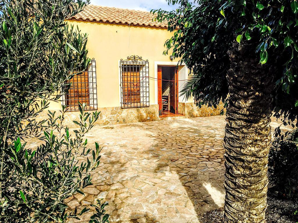 Fachada - Villa en alquiler de temporada en carretera Cocon, Águilas - 236572431