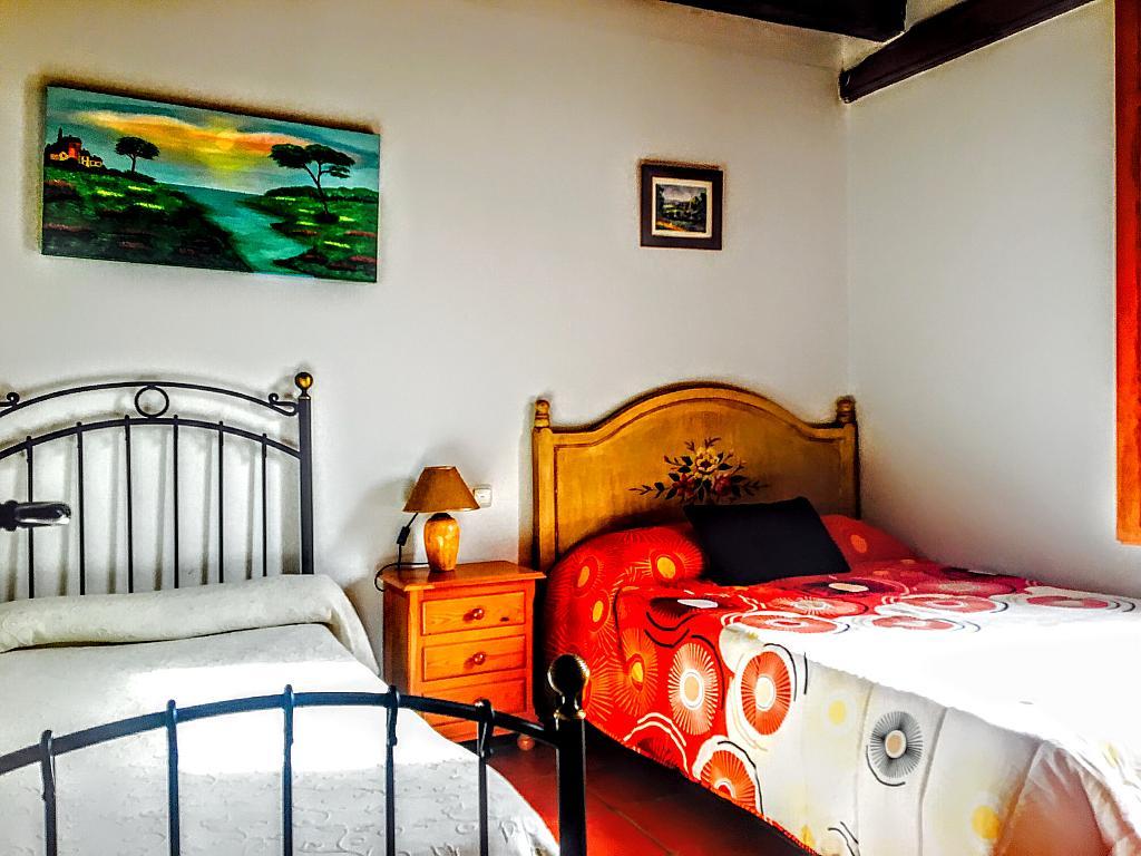 Dormitorio - Villa en alquiler de temporada en carretera Cocon, Águilas - 236572455