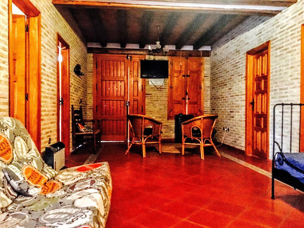 Salón - Villa en alquiler de temporada en carretera Cocon, Águilas - 236572508