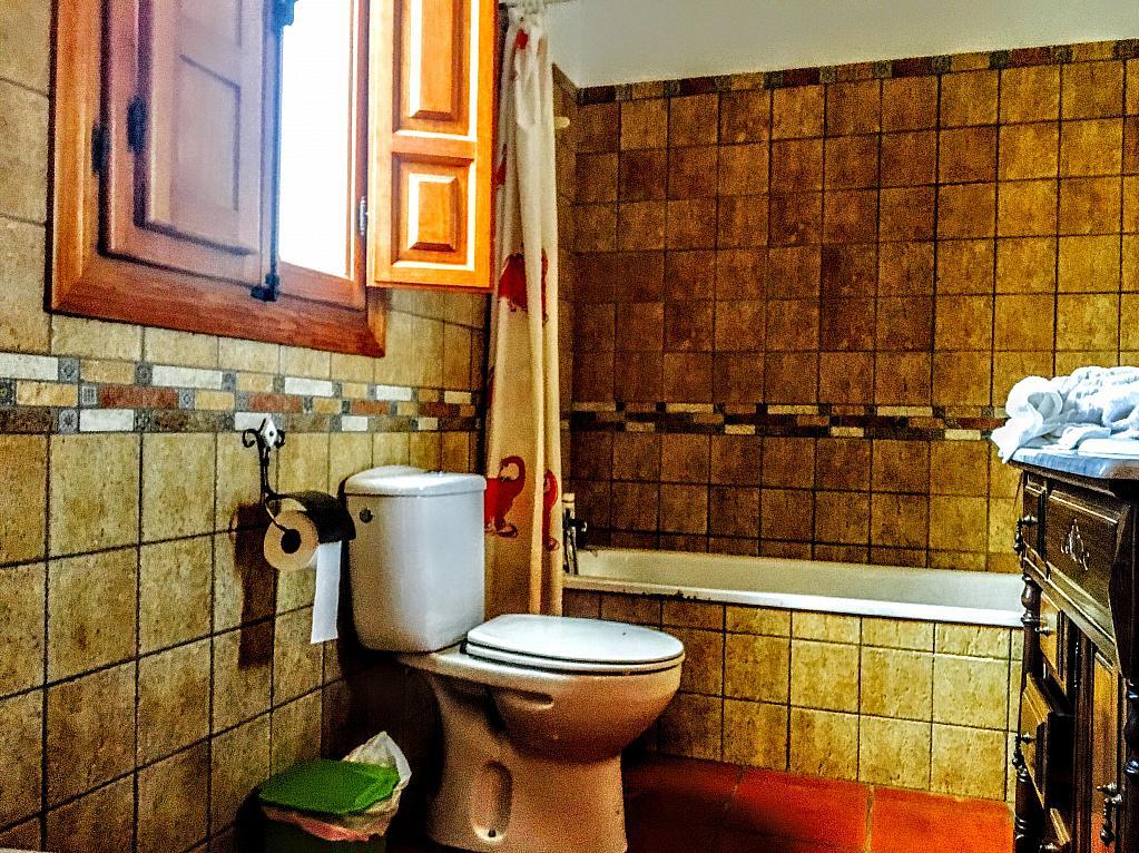 Baño - Villa en alquiler de temporada en carretera Cocon, Águilas - 236572512