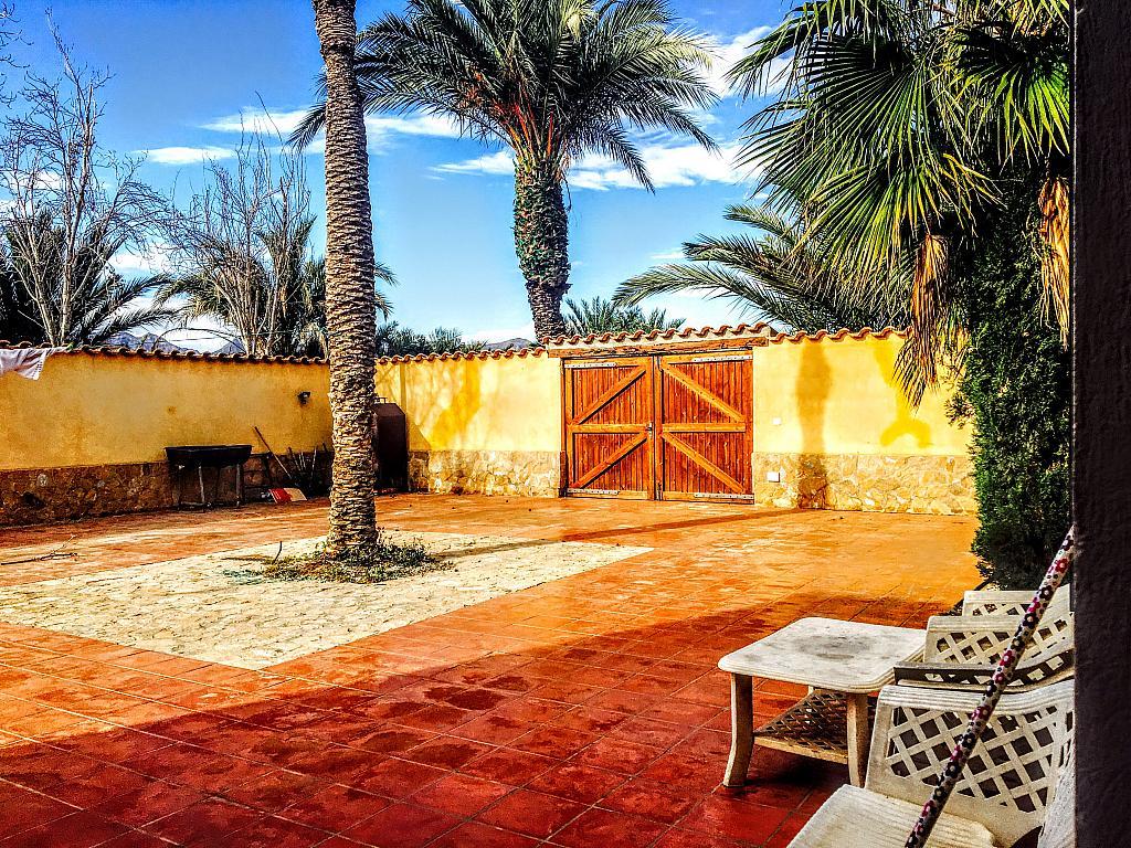 Patio - Villa en alquiler de temporada en carretera Cocon, Águilas - 236572519