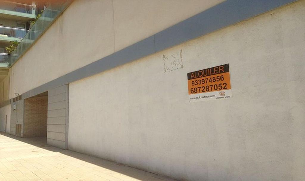 Local comercial en alquiler en paseo Maritím, Centre en Badalona - 328534664