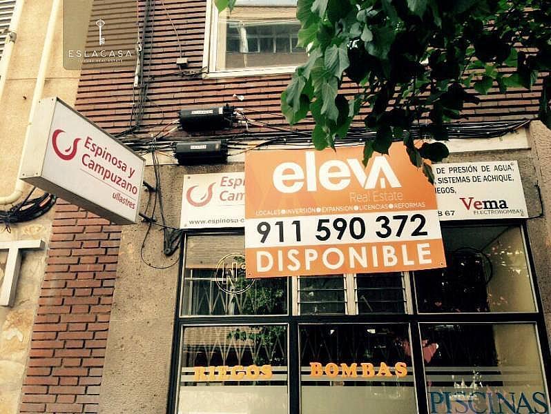 Foto - Local comercial en alquiler en calle Salamanca, Salamanca en Madrid - 299598434