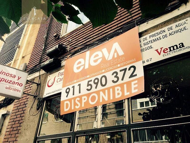 Foto - Local comercial en alquiler en calle Salamanca, Salamanca en Madrid - 299598458