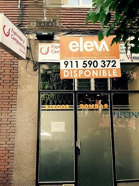 Foto - Local comercial en alquiler en calle Salamanca, Salamanca en Madrid - 299598473