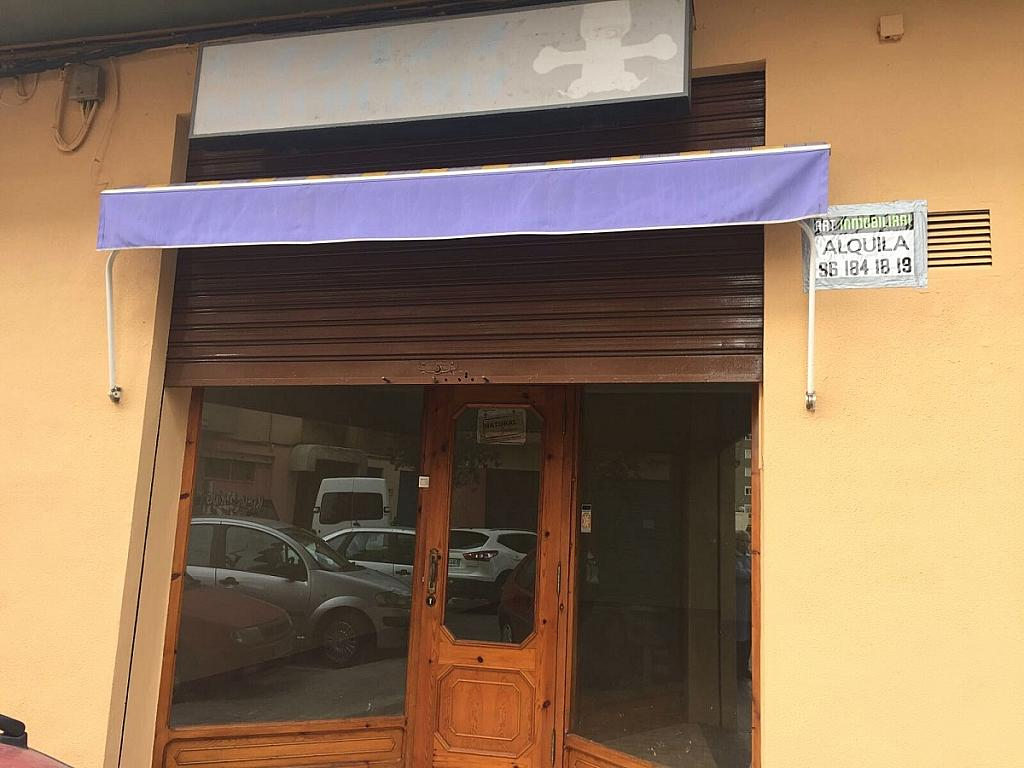 Local comercial en alquiler en calle Doctor Fleming, Massanassa - 249315983