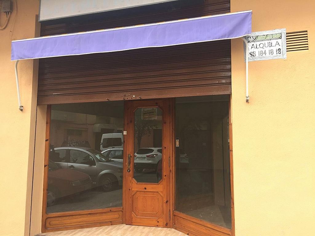 Local comercial en alquiler en calle Doctor Fleming, Massanassa - 249315986