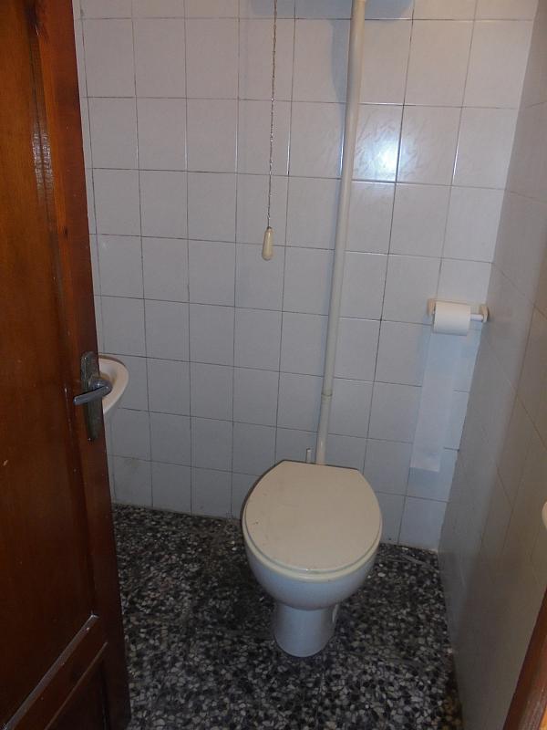 Baño - Local comercial en alquiler en calle Isabel la Católica, Benetússer - 166720249