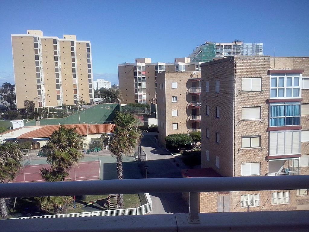 Vistas - Apartamento en alquiler en calle Llobarro, Perellonet - 202877994