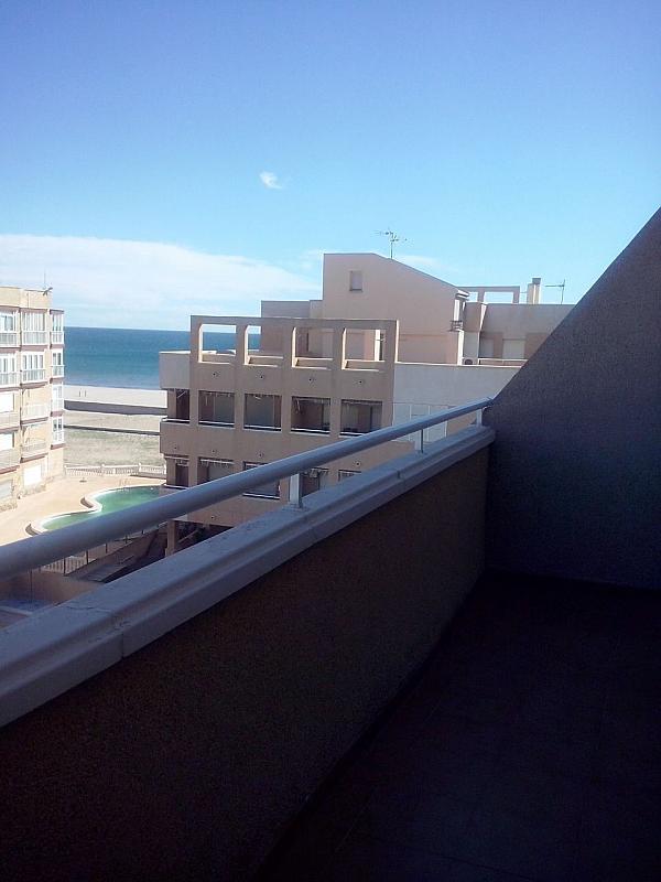 Vistas - Apartamento en alquiler en calle Llobarro, Perellonet - 202877997