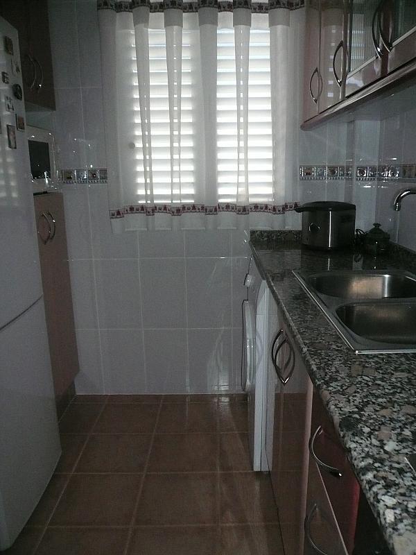 Cocina - Piso en alquiler en calle Gaviotas, Perellonet - 123831308