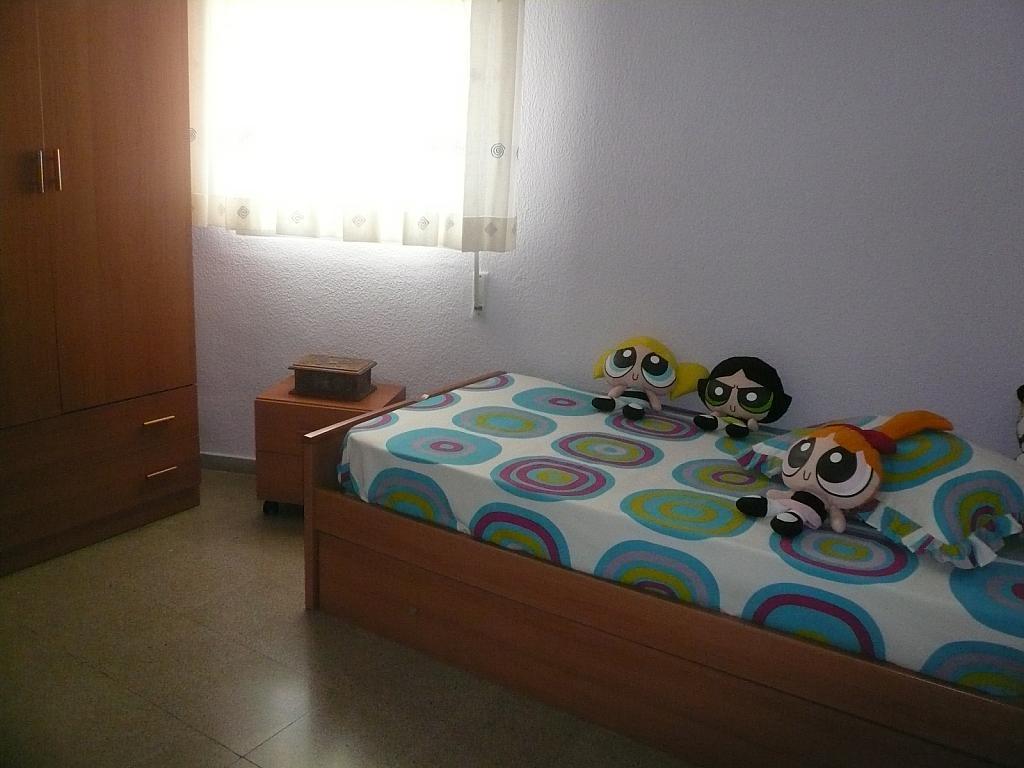 Dormitorio - Piso en alquiler en calle Gaviotas, Perellonet - 123831311