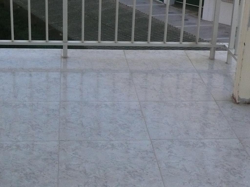Terraza - Piso en alquiler en calle Gaviotas, Perellonet - 123831339