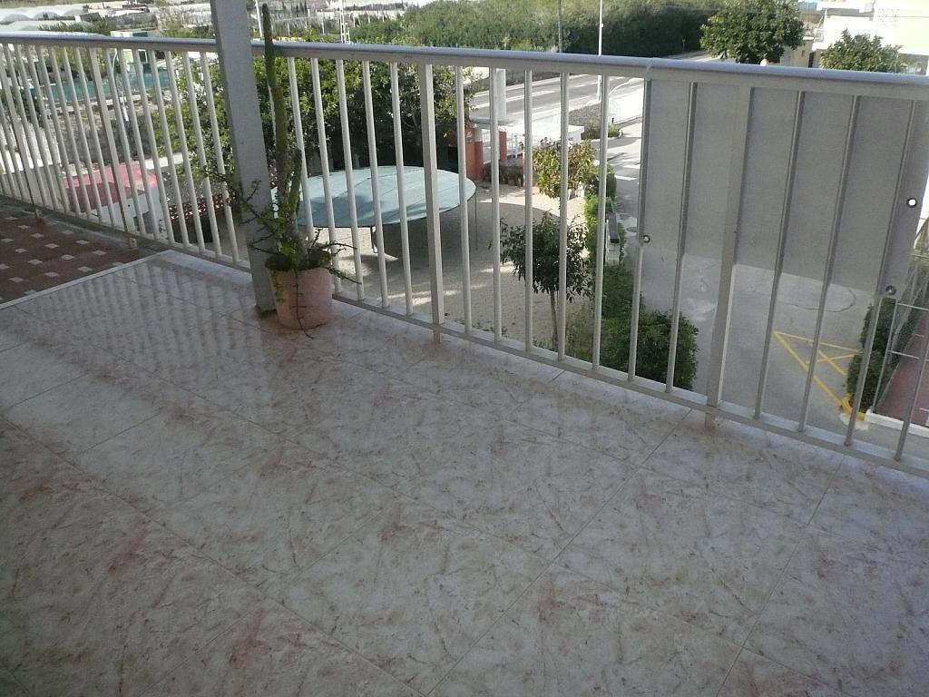 Terraza - Piso en alquiler en calle Gaviotas, Perellonet - 123831375