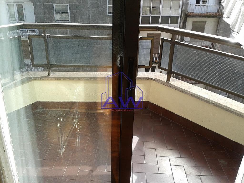Foto del inmueble - Piso en alquiler en calle Vazquez Varela, Vigo Casco Urbano en Vigo - 272076162