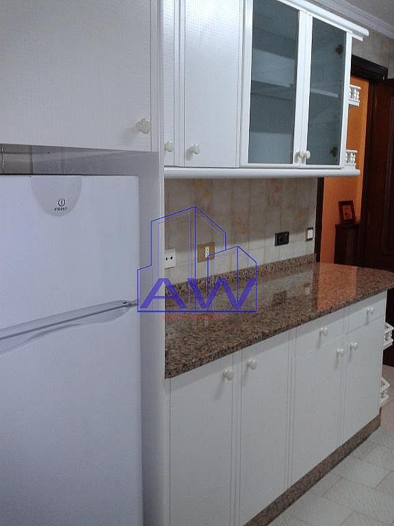 Foto del inmueble - Piso en alquiler en calle Vazquez Varela, Vigo Casco Urbano en Vigo - 272076168