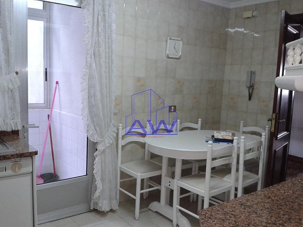 Foto del inmueble - Piso en alquiler en calle Vazquez Varela, Vigo Casco Urbano en Vigo - 272076174