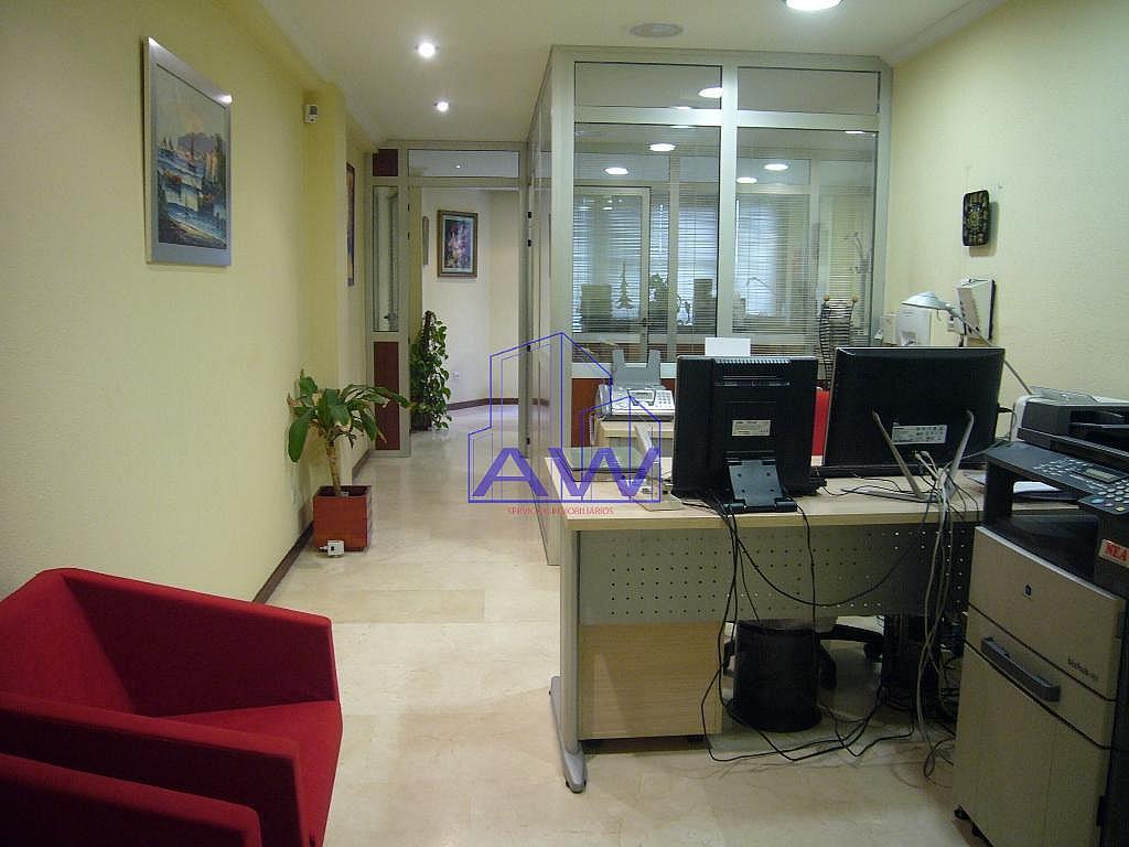 Foto del inmueble - Oficina en alquiler en calle Avenida de Fragoso, Vigo Casco Urbano en Vigo - 274935551