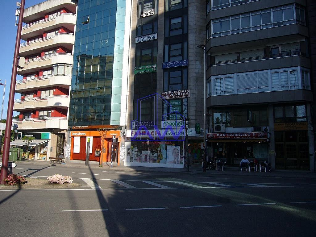 Foto del inmueble - Oficina en alquiler en calle Avenida de Fragoso, Vigo Casco Urbano en Vigo - 274935566