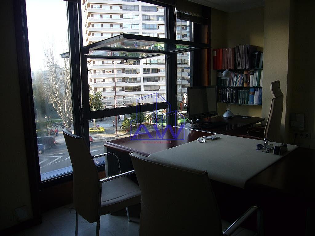 Foto del inmueble - Oficina en alquiler en calle Avenida de Fragoso, Vigo Casco Urbano en Vigo - 274935572