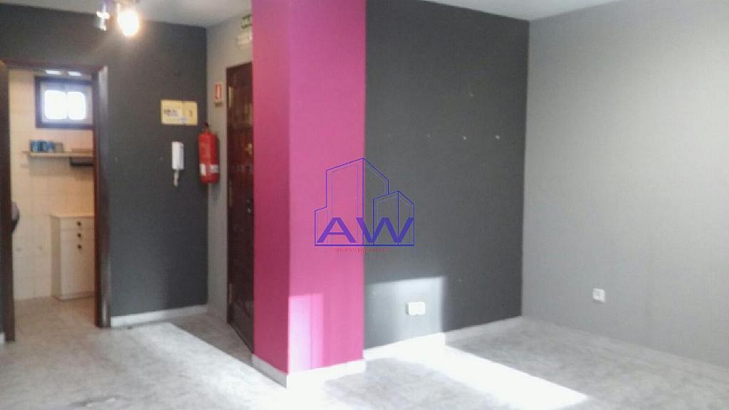 Foto del inmueble - Oficina en alquiler en travesía De Vigo, Vigo Casco Urbano en Vigo - 318643437