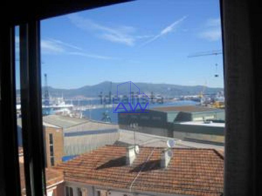 Foto del inmueble - Apartamento en alquiler en calle Curva de San Gregorio, Vigo Casco Urbano en Vigo - 324194804