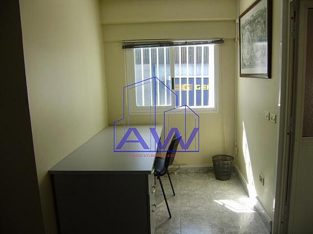 Foto del inmueble - Oficina en alquiler en calle Camino del Romeu, Vigo Casco Urbano en Vigo - 129110817