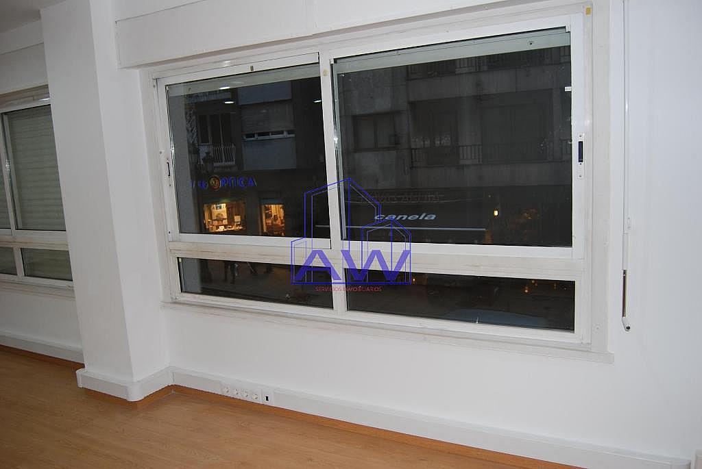 Foto del inmueble - Oficina en alquiler en calle Urzaiz, Vigo Casco Urbano en Vigo - 299492190