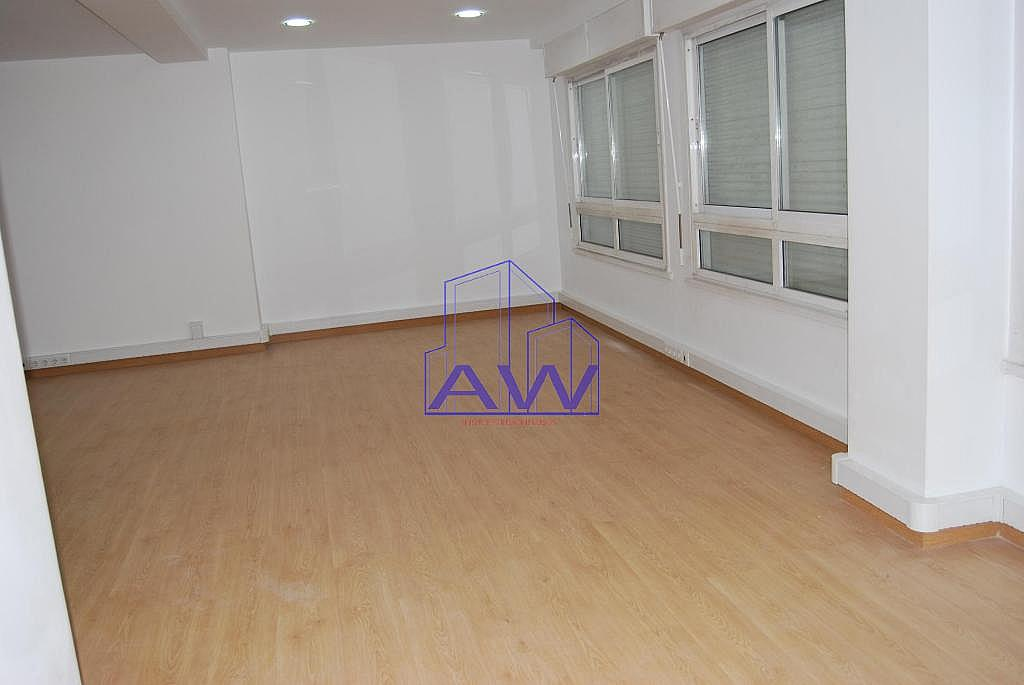 Foto del inmueble - Oficina en alquiler en calle Urzaiz, Vigo Casco Urbano en Vigo - 299492196